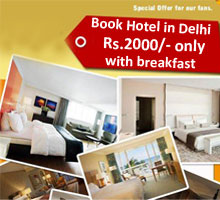 Book Hotels in Delhi at Delhi Car Rental Service at Delhi Car Rent
