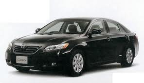 Toyota Camry Car Rental Service in Delhi